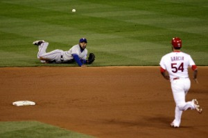 Texas Rangers v St Louis Cardinals - Game 2