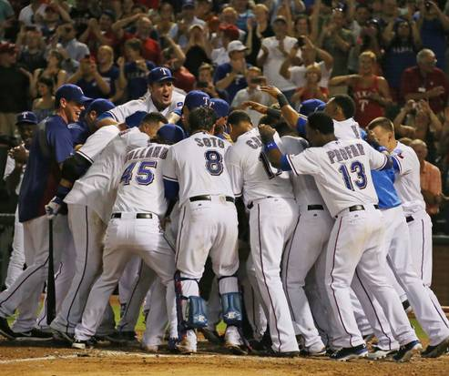 beltre walkoff 073113