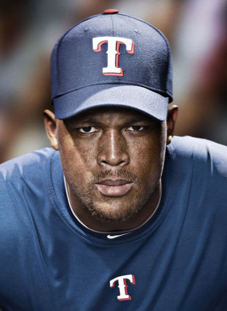 beltre close up