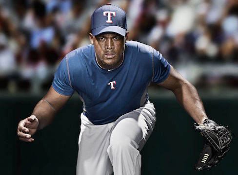 Beltre face up 2