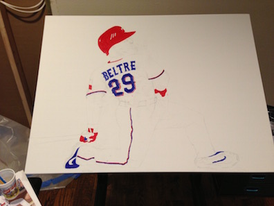 beltre painting 2