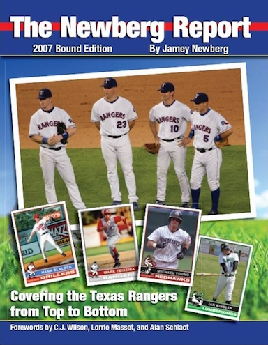 2007 newberg report book cover
