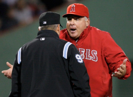 Boston Red Sox  Los Angeles Angels at Fenway Park in Boston Wednesday, Sept. 16, 2009. (AP Photo/Elise Amendola)